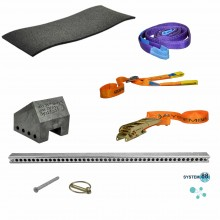 System88 package including safety equipment